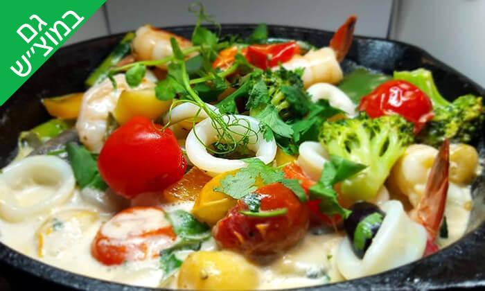 6 ארוחה זוגית במסעדת פדרו, אילת