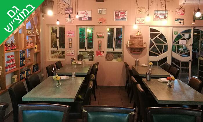 9 ארוחה זוגית במסעדת פדרו, אילת