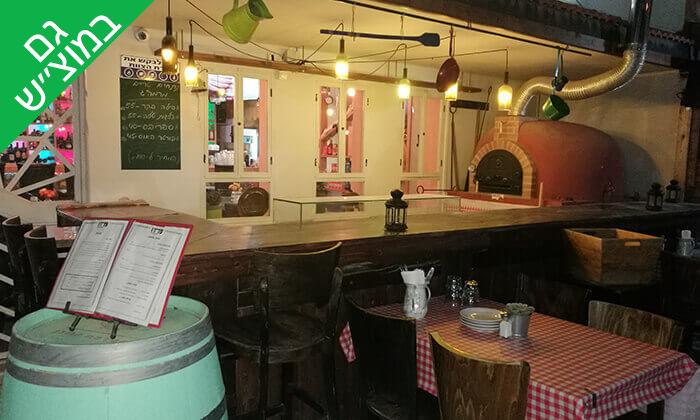 11 ארוחה זוגית במסעדת פדרו, אילת