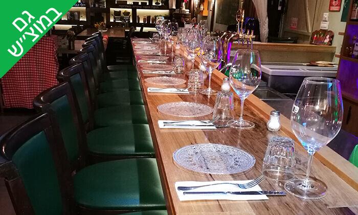 12 ארוחה זוגית במסעדת פדרו, אילת