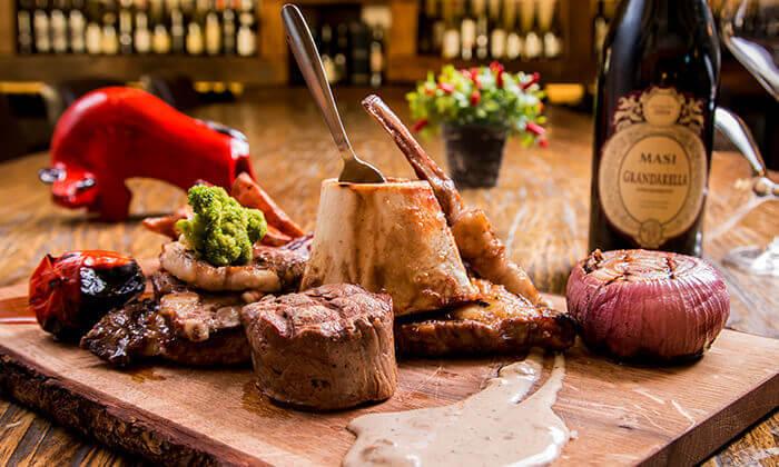 17 ארוחה זוגית במסעדת פדרו, אילת