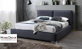 מיטה זוגית מרופדת דגם מדונה