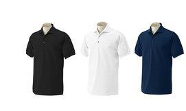 3 חולצות פולו מנדפות זיעה