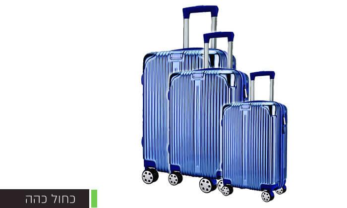 5 סט 3 מזוודות קשיחות Darna