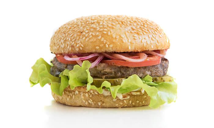 2 מנת המבורגר - המבורגרי, הוד השרון