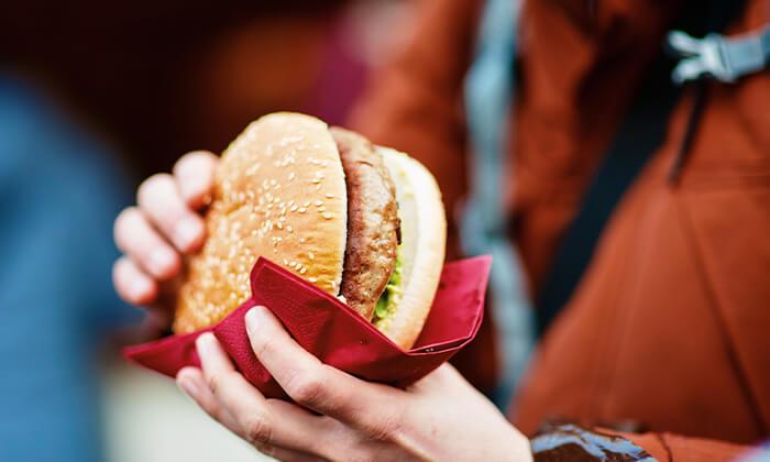 3 מנת המבורגר - המבורגרי, הוד השרון