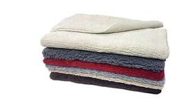 3 שטיחי אמבטיה 100% כותנה