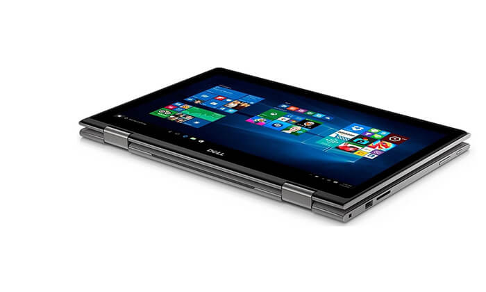 4 מחשב נייד דל DELL עם מסך 13.3 אינץ'