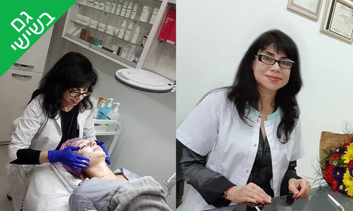 """5 טיפול פנים - רשת אימפולס מדיקל סנטר, ראשל""""צ"""