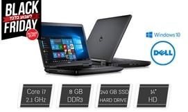 מחשב נייד DELL עם מסך