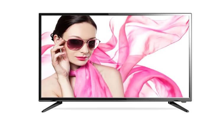 2 טלוויזיה חכמה SUZUKI Energy, מסך 50 אינץ'