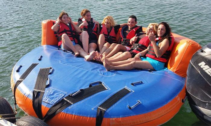 4 3 חוויות אקסטרים ב'עולם המים', ספורט ימי על שפת הכנרת