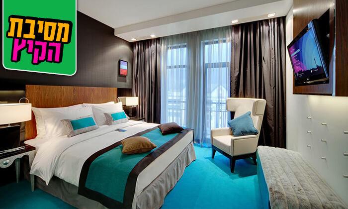 5 קיץ וחגים בריביירה הרוסית - מלון 5 כוכבים מומלץ מרשת מלונות Radisson Blu