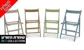4 כיסאות לפינת אוכל דגם מיקי
