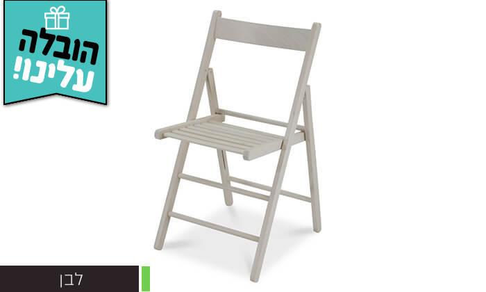 3 שמרת הזורע: 4 כיסאות לפינת אוכל - משלוח חינם!