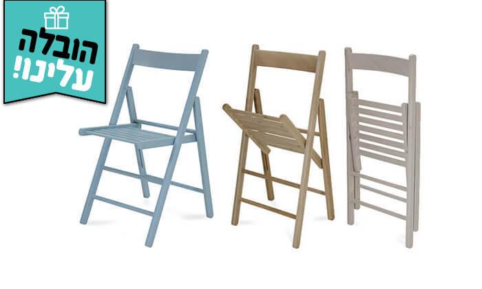 6 שמרת הזורע: 4 כיסאות לפינת אוכל - משלוח חינם!
