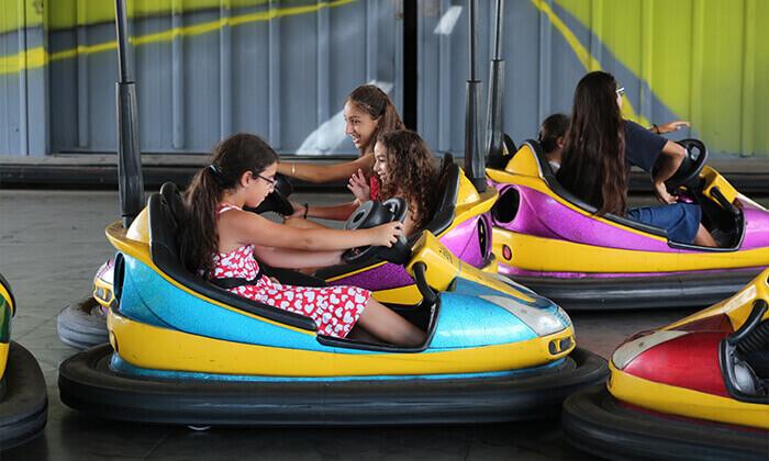 3 פארק אתגרים באשדוד - יום כיף לכל המשפחה