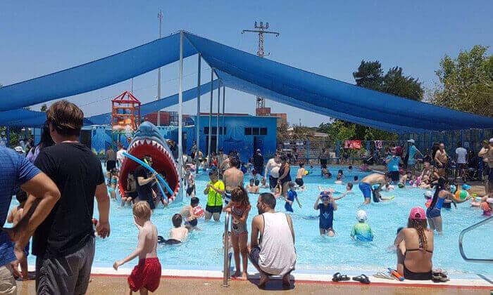 6 פארק אתגרים באשדוד - יום כיף לכל המשפחה