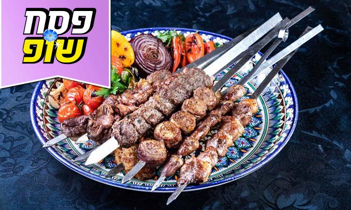 2 מסעדת פינת השלושה - ארוחת בשרים משפחתית, תל אביב