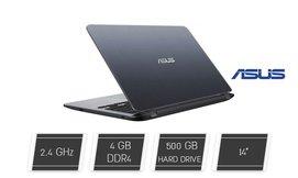 מחשב נייד אסוס ASUS עם מסך