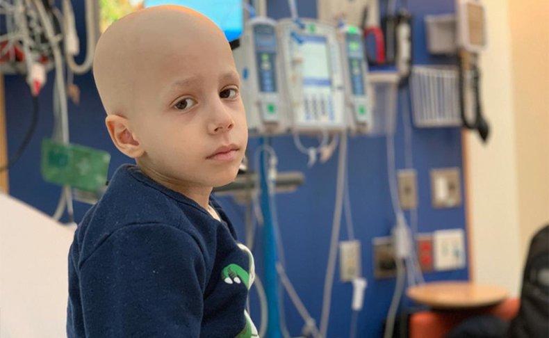 קמפיין תרומה למען רותם בן ה-5