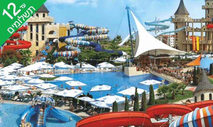 3 אוגוסט בבורגס - מלון הכול כלול מומלץ, כולל פארק מים