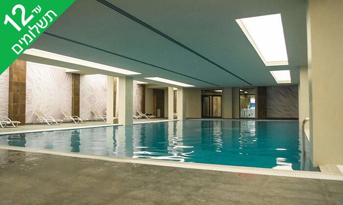 8 אוגוסט בבורגס - מלון הכול כלול מומלץ, כולל פארק מים