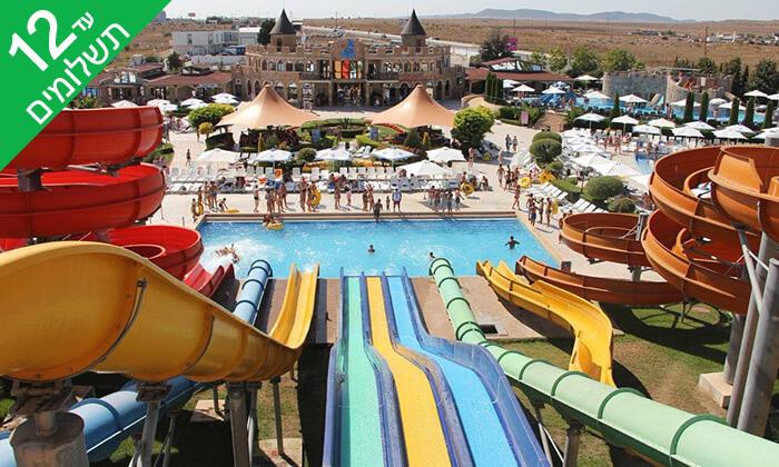 2 אוגוסט בבורגס - מלון הכול כלול מומלץ, כולל פארק מים