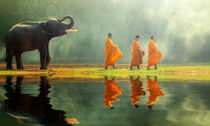 7 טיול מאורגן 8 ימים בתאילנד - מקדשים, ארמונות, השוק הצף, חופים וקניות