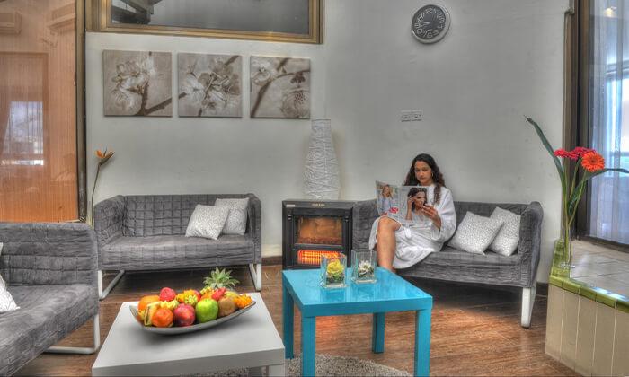 6 מלון קרלטון נהריה - חבילת ספא עם עיסוי