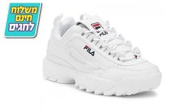 נעלי סניקרס לנשים FILA
