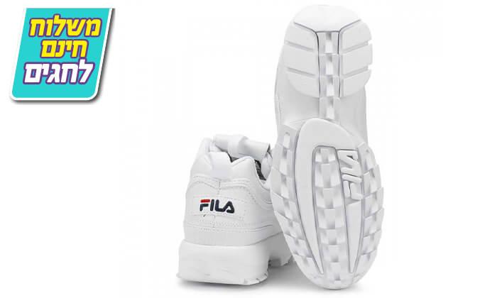 4 נעלי סניקרס לנשים פילה FILA - משלוח חינם!