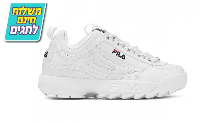 5 נעלי סניקרס לנשים פילה FILA - משלוח חינם!