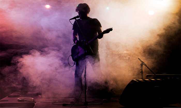 3 פסטיבל הרוק בפירנצה - אד שירן, זארה לארסון, סנואו פטרול ועוד על במה אחת