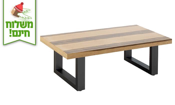 3 שולחן ומזנון סלון LEONARDO - הובלה והרכבה חינם!