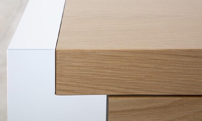 5 שולחן ומזנון עם מגירות לסלון LEONARDO