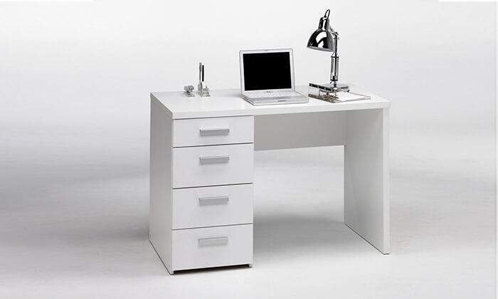 2 שולחן כתיבה עם מגירות הום דקור HOME DECOR