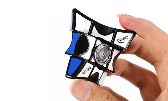 4 ספינר פאזל אצבעות 3x3