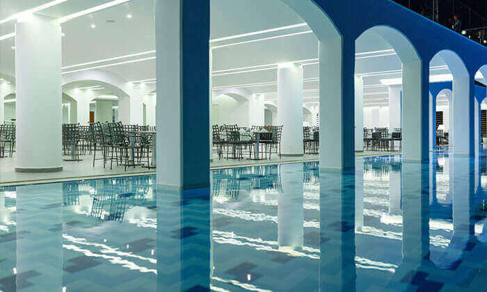 7 חופשה ברודוס במלון 5 כוכבים עם מגלשות מים - כולל פסח ושבועות