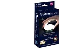 זוג מנורות LED עם חיישן תנועה