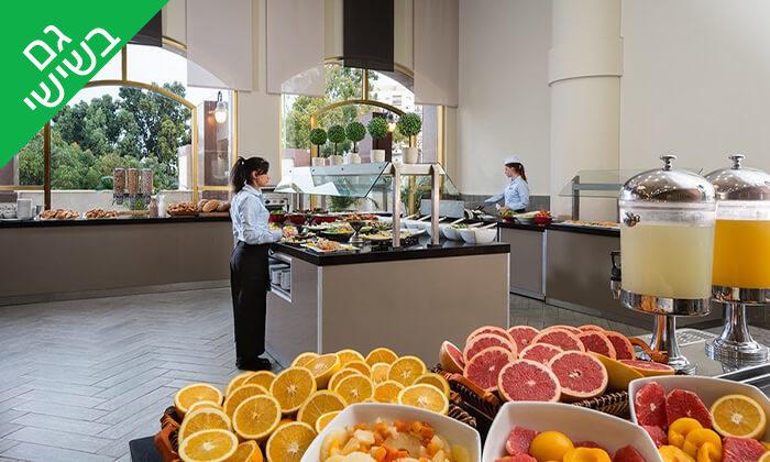 5 מלון לאונרדו נגב, באר שבע - ארוחת בוקר