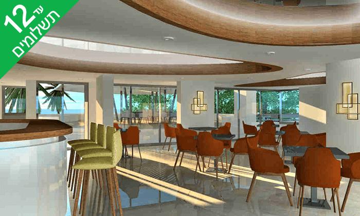 """4 סופ""""ש אולטרה הכל כלול במלון Leonardo החדש בקפריסין, כולל חגים"""