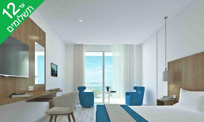 """3 סופ""""ש אולטרה הכל כלול במלון Leonardo החדש בקפריסין, כולל חגים"""