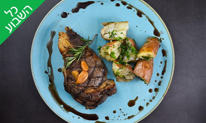 2 ארוחה זוגית במסעדת הגורמה ARTO, חיפה