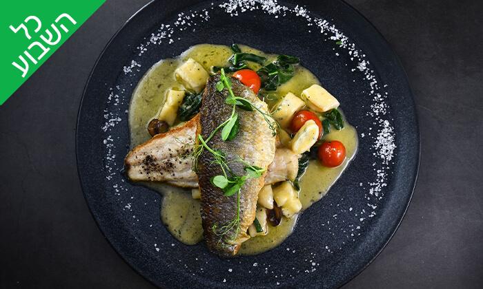 3 ארוחה זוגית במסעדת הגורמה ARTO, חיפה