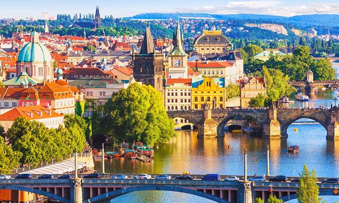 2 תעלות, גשרים ונופים: טיול יום מודרך מברלין להמבורג