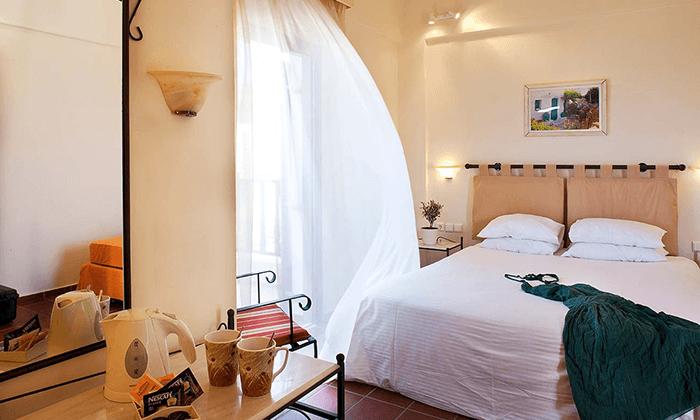 6 חופשה משפחתית בכרתים - מלון מומלץ עם פארק מים