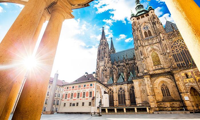 2 טיול יום מודרך בפראג - יציאה וחזרה מברלין