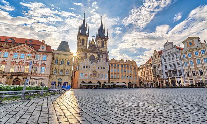 4 טיול יום מודרך בפראג - יציאה וחזרה מברלין