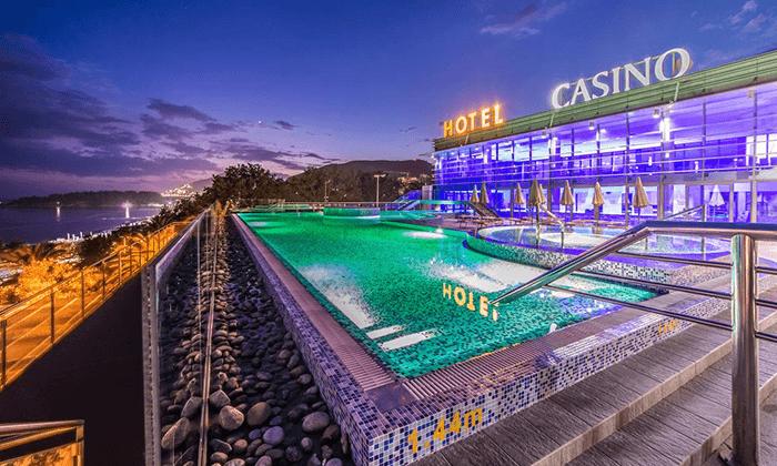 3 יוני-אוגוסט במונטנגרו, כולל שבועות - מלון מומלץ עם קזינו